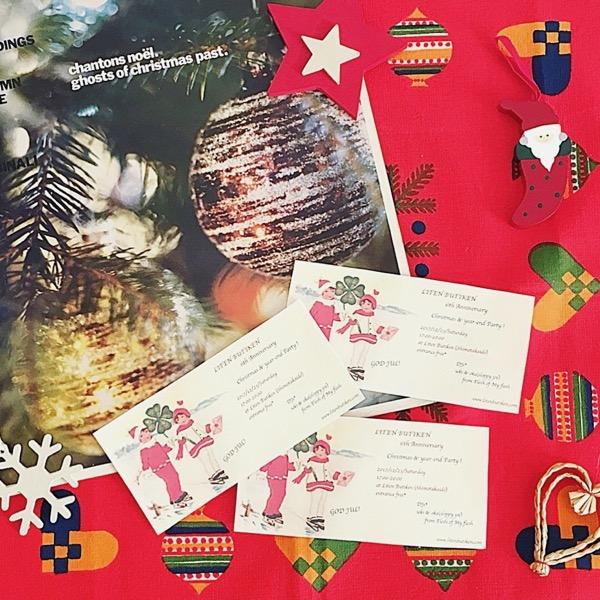 北欧ヴィンテージ,北欧雑貨,レコード,北欧のクリスマス,北欧食器,通販,北欧インテリア,北欧デザイン,通販,東京,下高井戸,カフェ,DJ,イベント