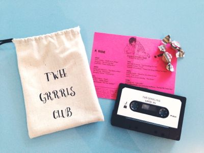 twee grrrls club winter mix tape