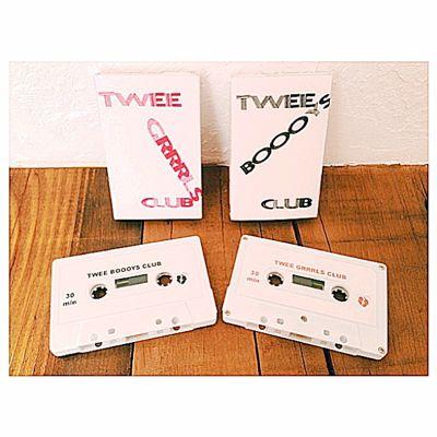 twee grrrls club mix tape バレンタイン twee boooys club