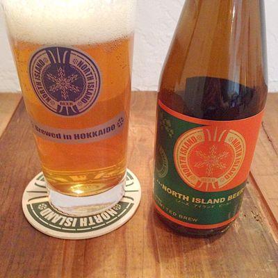 North Island Beer ノースアイランドビール 東京 地ビール クラフトビール 下高井戸 PALE ALE