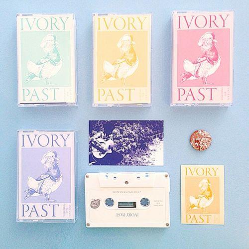 Miles Apart Records,Ivory Past,カセット,sloppy joe,インディポップ,