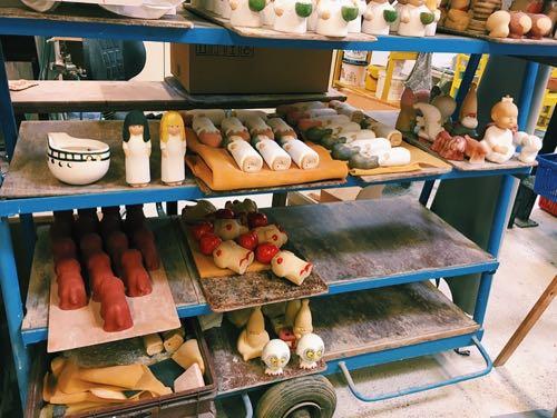 北欧 リサラーソン 買い付け スウェーデン ヴィンテージ 雑貨 蚤の市 食器