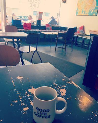北欧雑貨 フィンランド 買い付け 蚤の市 雑貨屋 カフェ 東京 下高井戸 ヴィンテージ雑貨 アラビア ヘルシンキ コーヒー GOOD LIFE COFFEE
