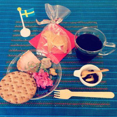 クリスマスス,ウェーデン,カフェ北欧カフェ,世田谷線,下高井戸,小さなお店,雑貨,ランチ,北欧雑貨